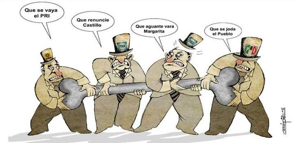"""Aguerridos"", por Reséndiz. #YaMeCanse"