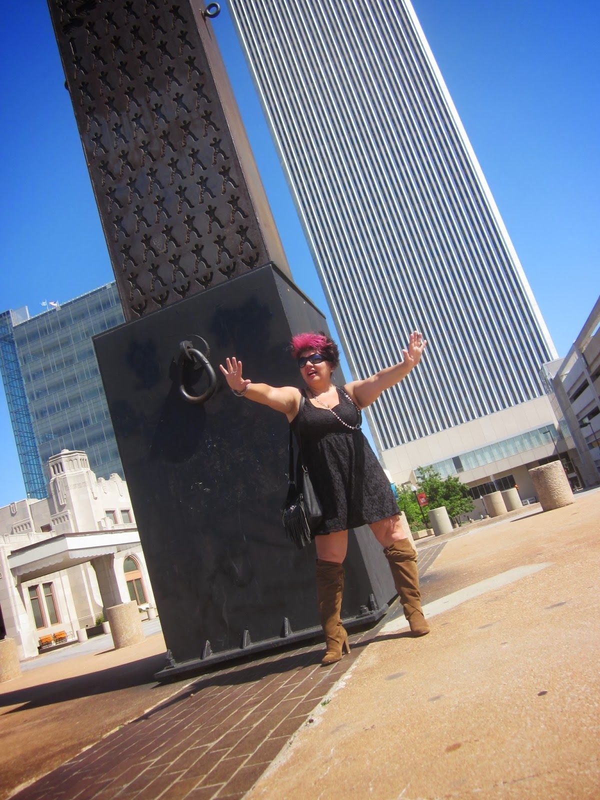 STOP! Have you been to The Center of the Universe in Tulsa 85bce4cac