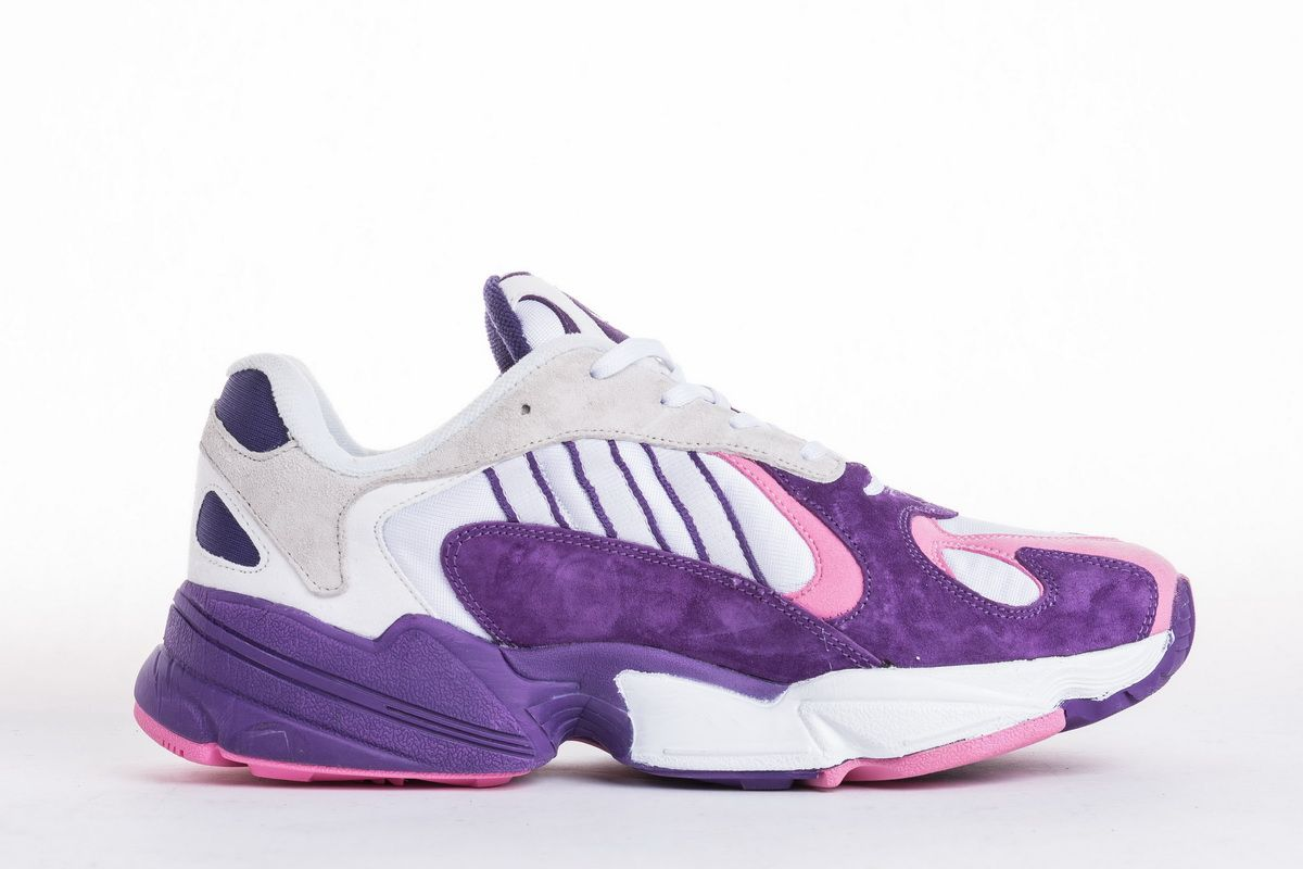 ba95c184f25 Dragon Ball Z x Adidas Yung-1 Frieza Womens Girls Boost2