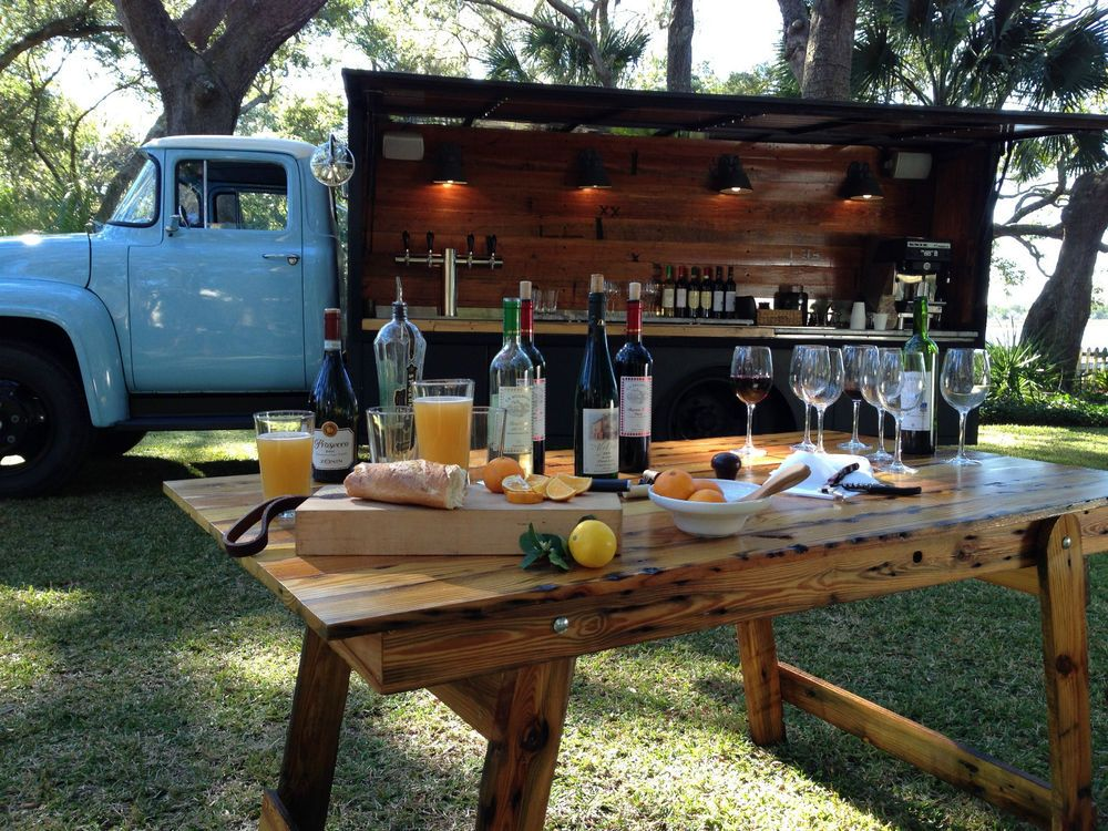 Custom Mobile Bar Food Truck Mobile Bar Bar Food And