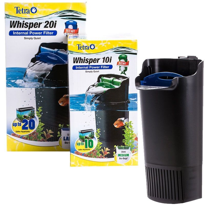 Tetra Whisper Internal Power Filter Aquarium Supplies Tetra 10 Things