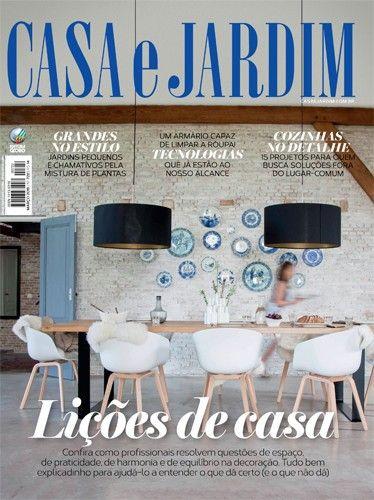 Casa e Jardim de março (edição 722)