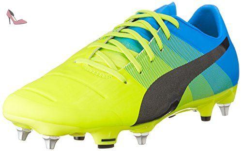 Puma evoPOWER 2.3 Mixed SG, Chaussures de Football homme