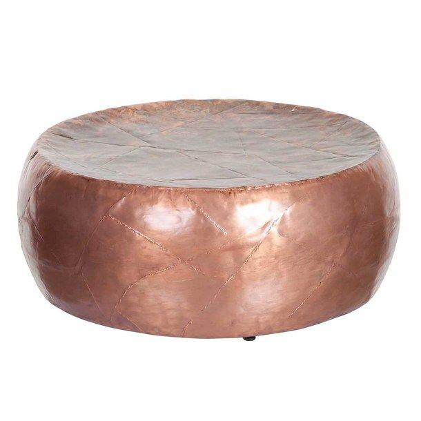 Beistelltisch Kupfer