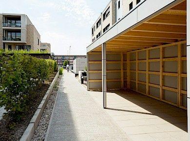 Gerätehaus als Fahrradunterstand (mit Bildern) Haus