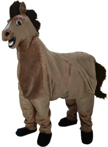 Two Person Horse Costumes - Rent or Buy Projects to Try - halloween decoration rentals
