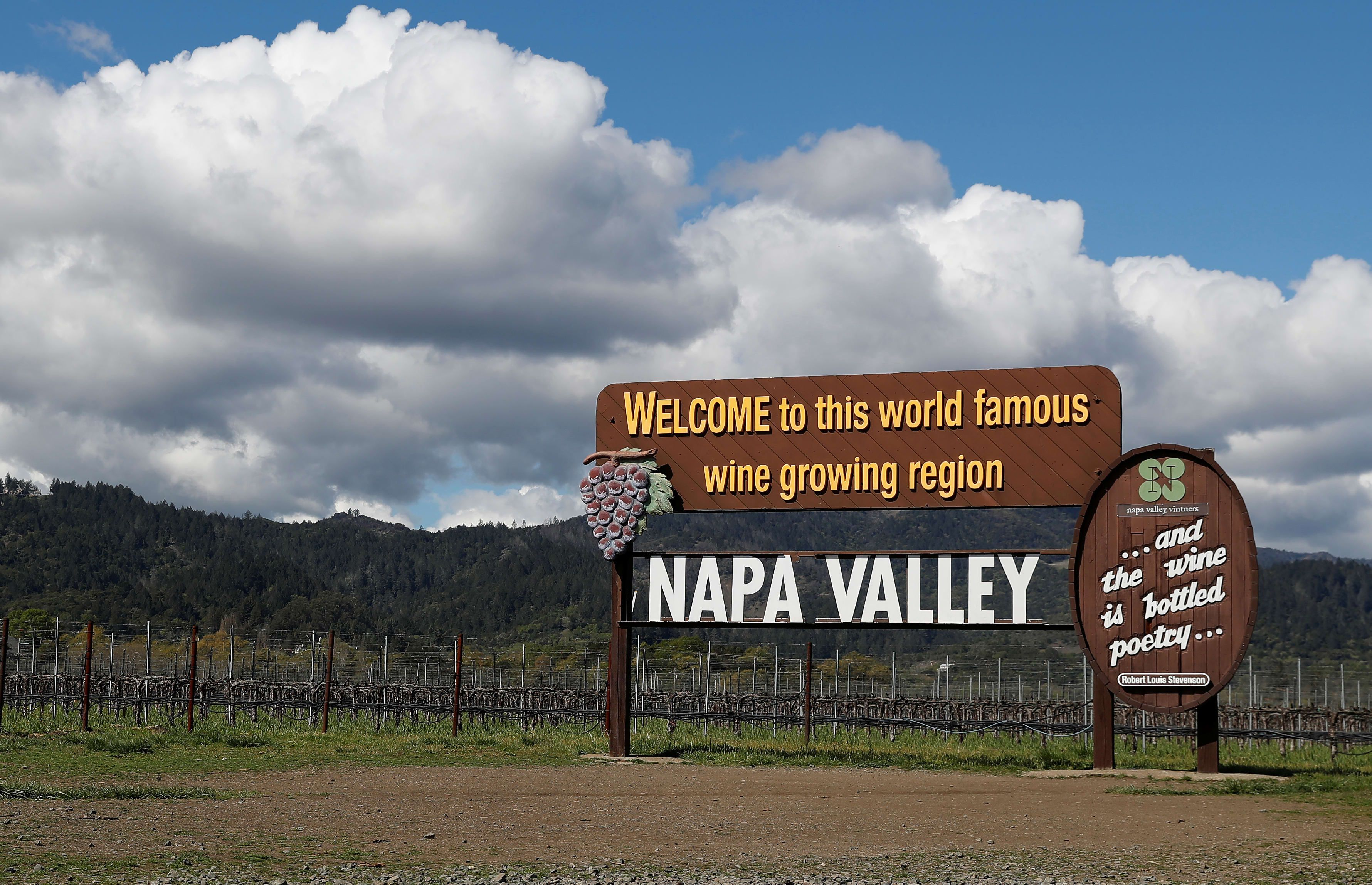 Bring your own mask Napa Valley wineries get ready for