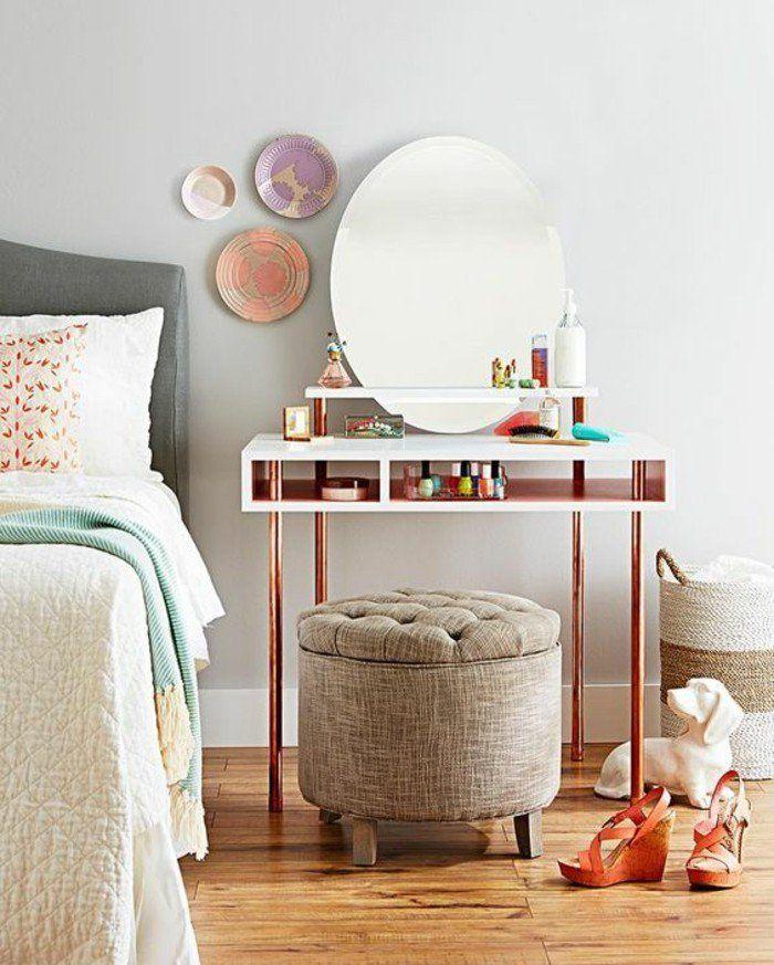 50 idées pour intégrer le tube de cuivre dans votre décor archzine fr idée déco chambre