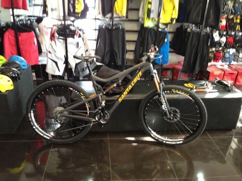 Santa Cruz Bronson | Santa Cruz BRONSON 27,5 - Bicicletas-Marcos ...