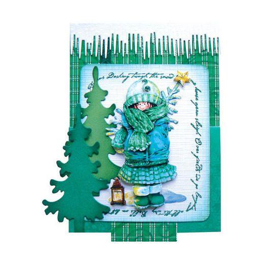 Marianne Design Creatables Die - Christmas Tree LR0136 < Craft Shop | Cuddly Buddly Crafts