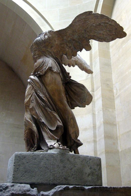 The Most Famous Sculptures In The World And Where You Can See Them Famous Sculptures Hellenistic Art Greek Statues