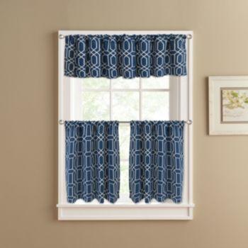 colordrift penny tier kitchen curtains   house ideas   pinterest