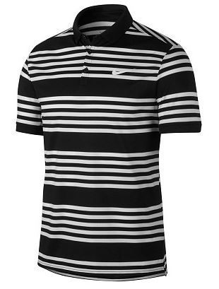 Nike Men s Court Dry Stripe Tennis Polo  45dc587de5106