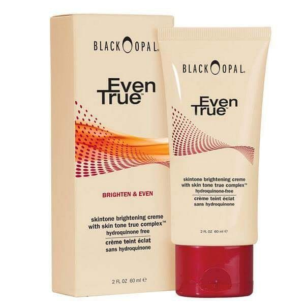 Product Of The Week Black Opal Even True Skintone Brightening Creme Discover The Radi Brightening Creme Cream For Dark Spots Skin Brightening Cream Products