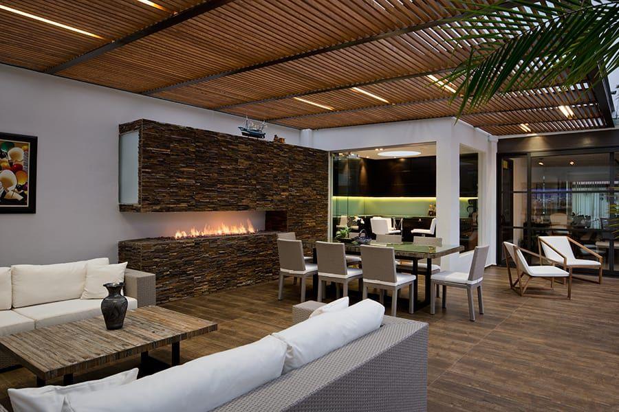 Ideas, imágenes y decoración de hogares Diseño de balcón, Albercas - balcones modernos