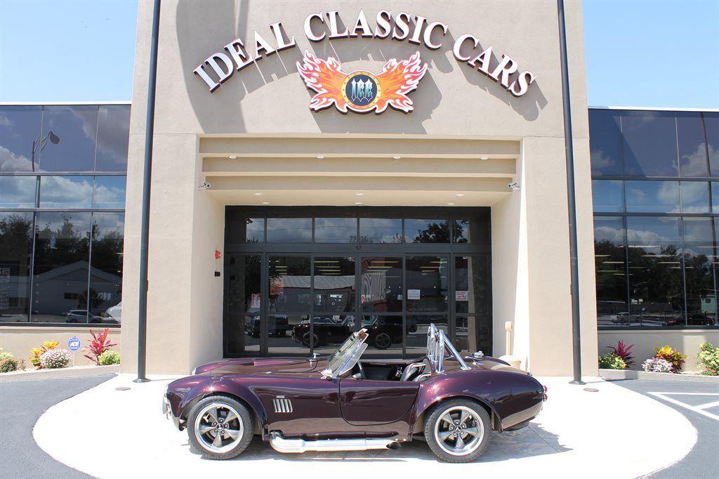 Ideal Classic Cars: 1965 AC Cobra - Venice, FL | Venice, FL ...