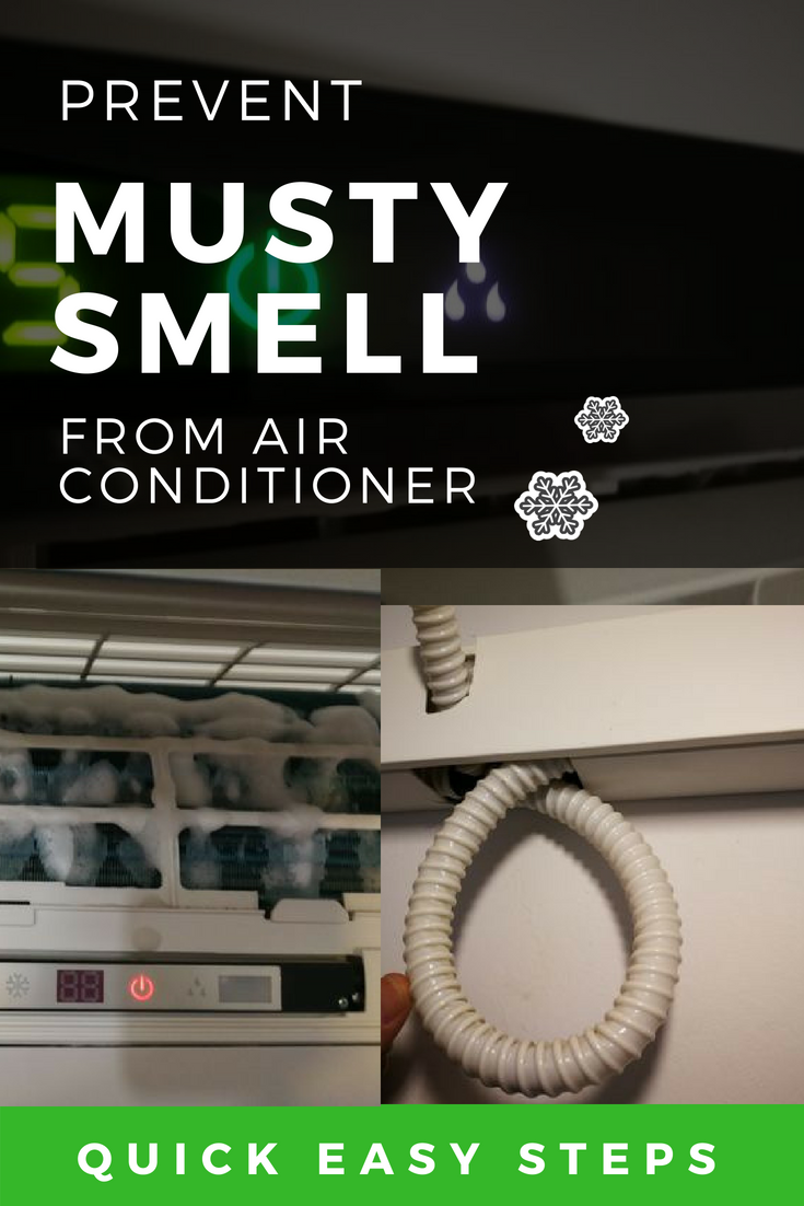 Air Conditioner smells 9 great cleaning tips [2018