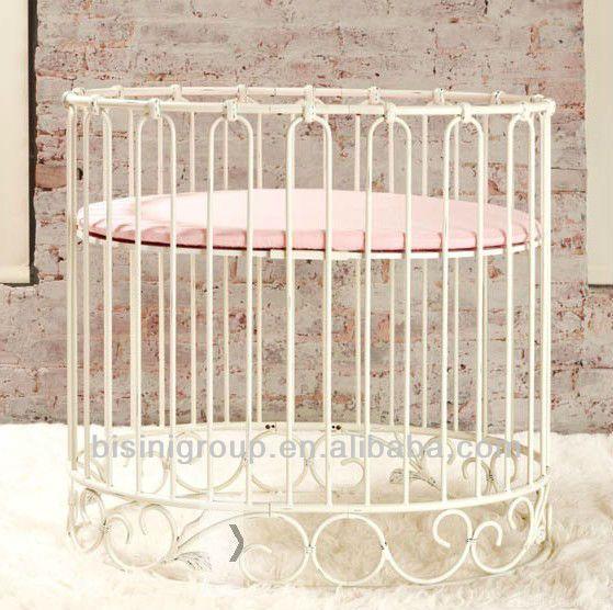 de style europ en et am ricain style berceau lit b b. Black Bedroom Furniture Sets. Home Design Ideas