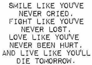 Positive Inspirational Quotes: Smile like you've never ....
