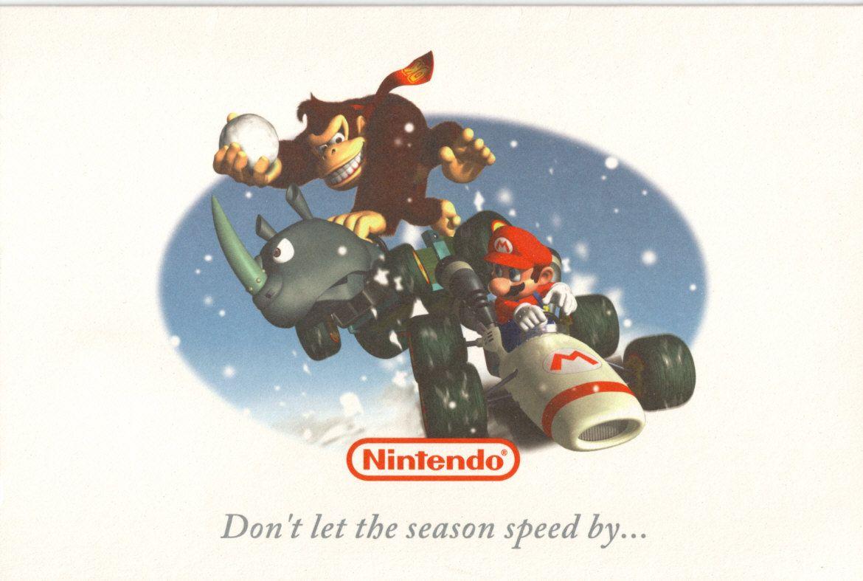 nintendo christmas - Google Search | ぬんてんど - Nin10do ...