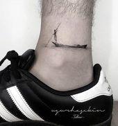 Bein Tattoos Designs – Badass Bein Tattoos für Männer und Frauen – Tattoos