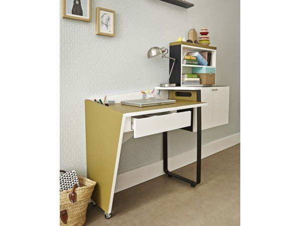 Un bureau qui se déplace en un clin d œil leroy merlin bureau