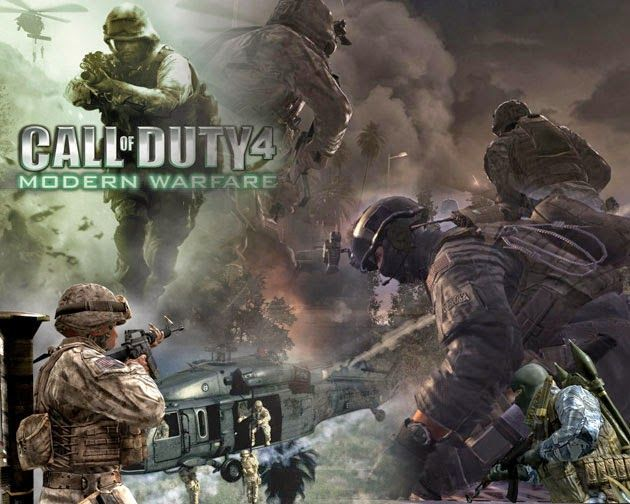 call of duty 4 free  full version pc