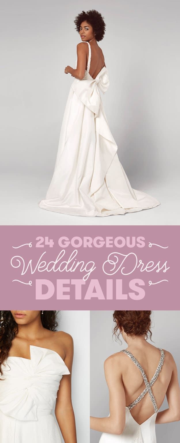 24 Incredibly Gorgeous Wedding Dress Details | BuzzFeed, Wedding and ...