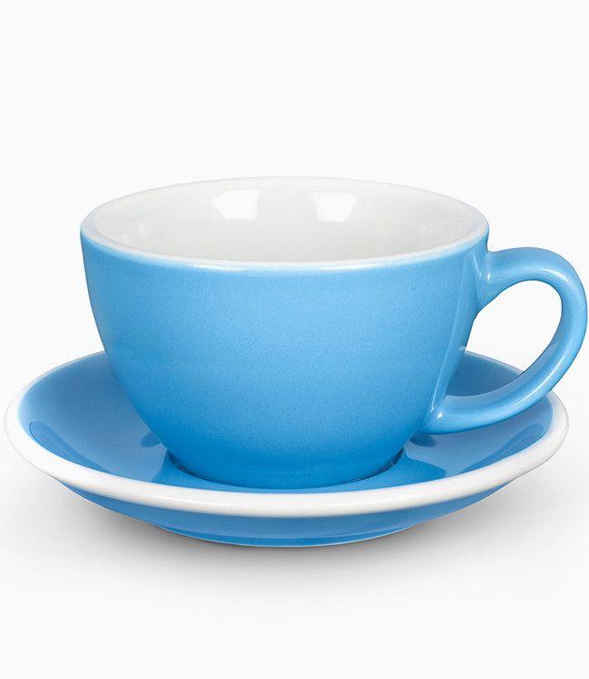 ACME EVO LATTE CUP + SAUCER | Latte cups, Cup, Latte