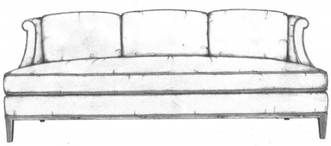 Attractive HF 2190   Sofa   Hallman Furniture