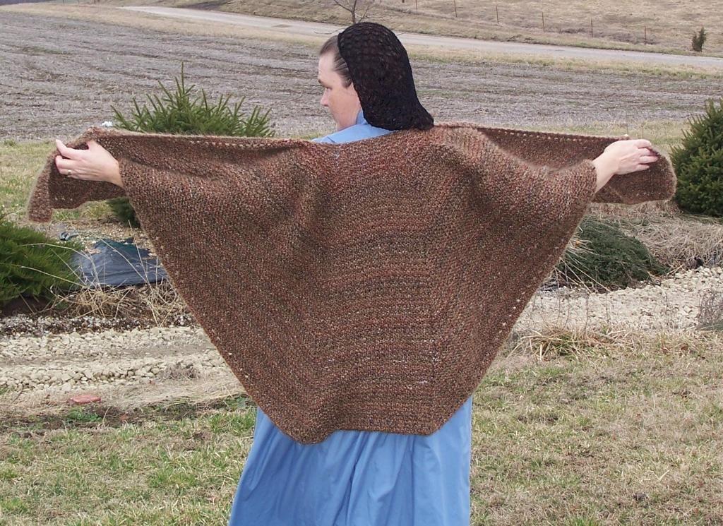 Utilitarian Faroese Shawl   Shawl, Knit shawls and Crochet