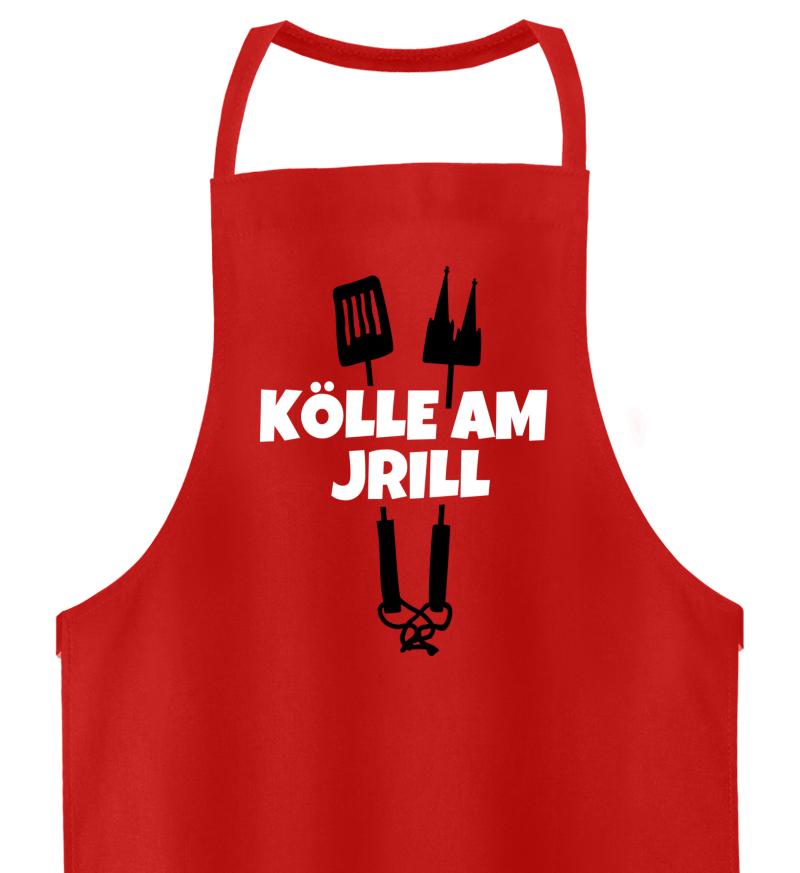 Weihnachtsgeschenke Auf Rechnung.Kölle Am Jrill Kölsche Grillschürze Köln T Shirts Apron Tank