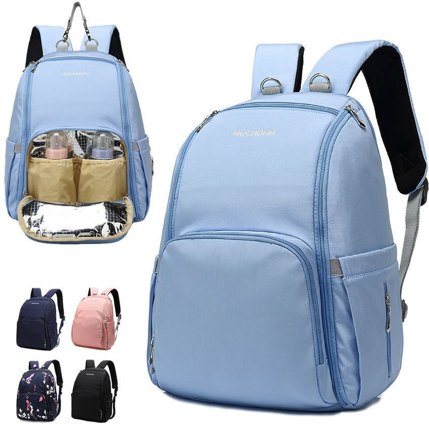 065b00549a90 Water Resistant Baby Diaper Bag Backpack Nappy Bag Changing Bag Travel bag
