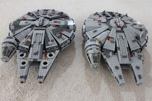 Lego Star Wars The Force Awakens Millennium Falcon 75105 Lego Star Wars Millennium Falcon Lego Lego