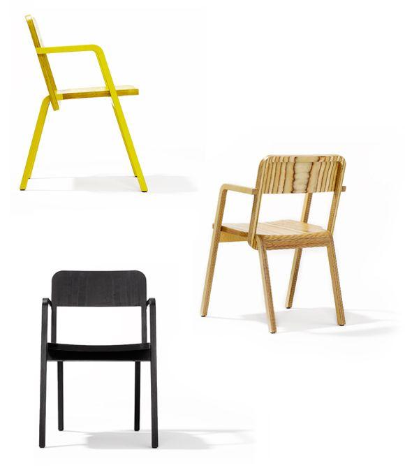 Bestehlung Richard Lampert Stuhle Einrichten Design Und Wohnen