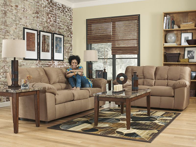living room furniture by Ashley Furniture Furniture