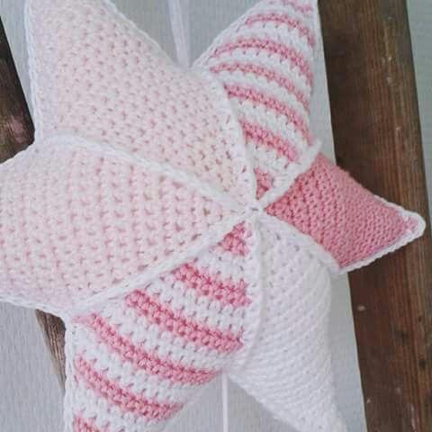 Muziekdoosje Ster Crochet