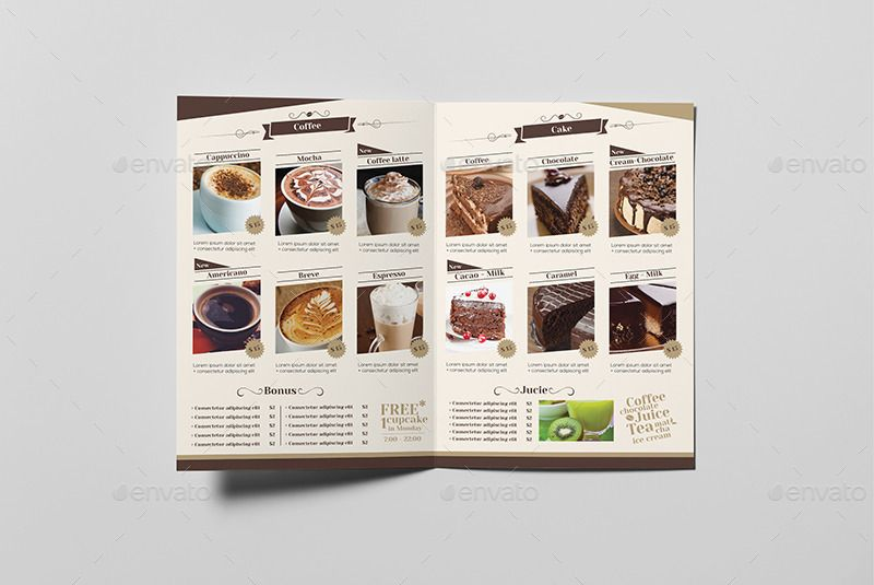 image result for coffee menu template coffee shop pinterest