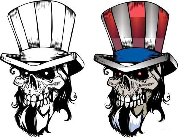 Cool Uncle Sam Clip Art