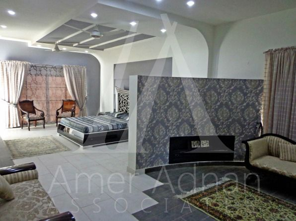 Luxury Home Interior Designs By Ameradnan Associates In