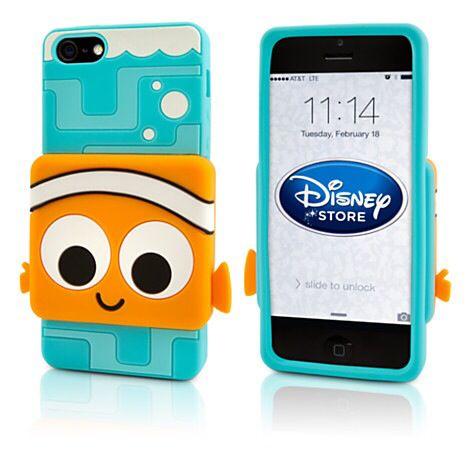 cf1f7eea5ee Capinha de iPhone do Nemo Disney Phone Cases, Coque Iphone, Iphone  Accessories, Finding