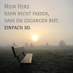 Trauerspruch der Woche - Beileid und Trauersprüche | Gemeinsamtrauern.com | N-land