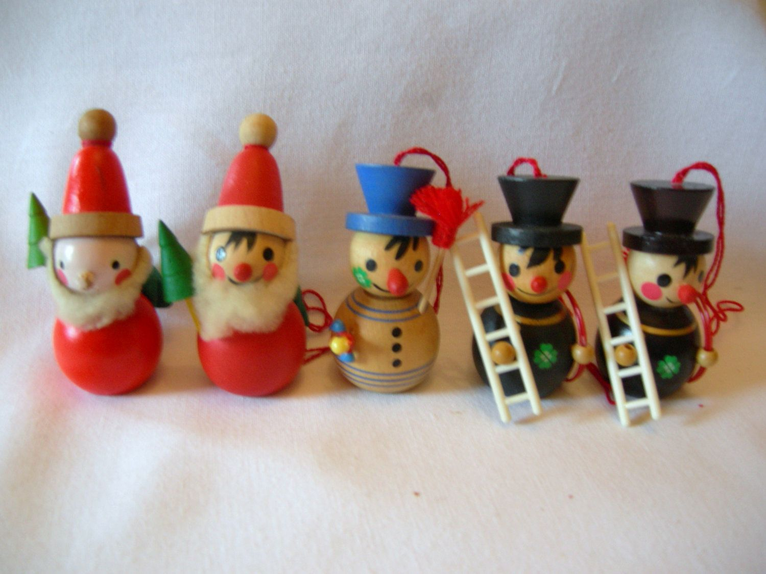 German Vintage Wooden Steinbach Witch Ornament Made In Etsy Christmas Ornaments Wood Christmas Ornaments How To Make Ornaments