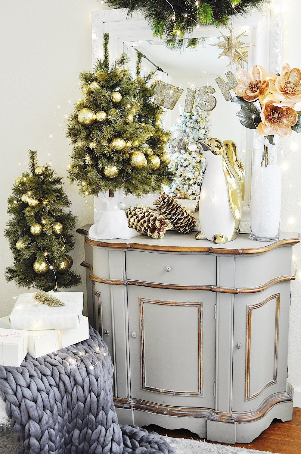 Christmas Home Decorating Ideas For A Beautiful Holiday