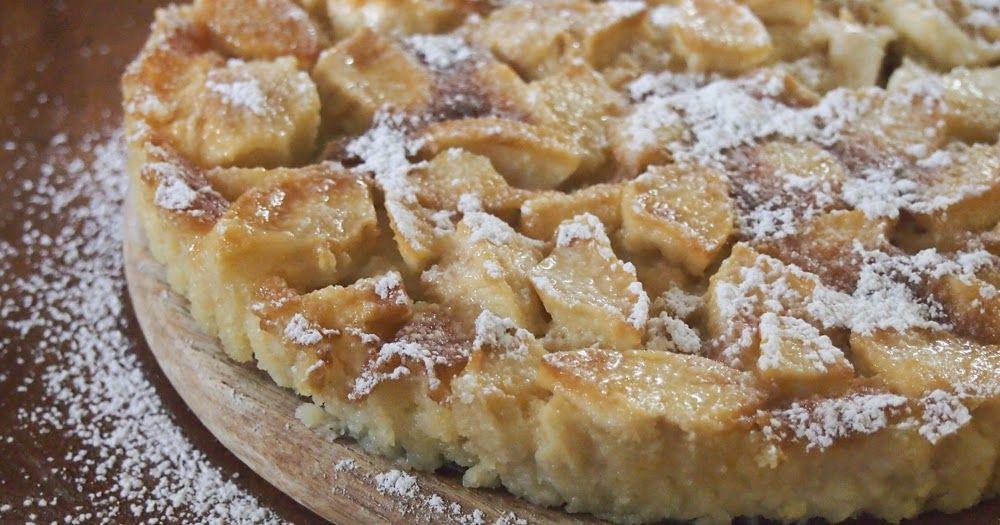 Schnelle Apfeltarte Tortas Comida Recetas