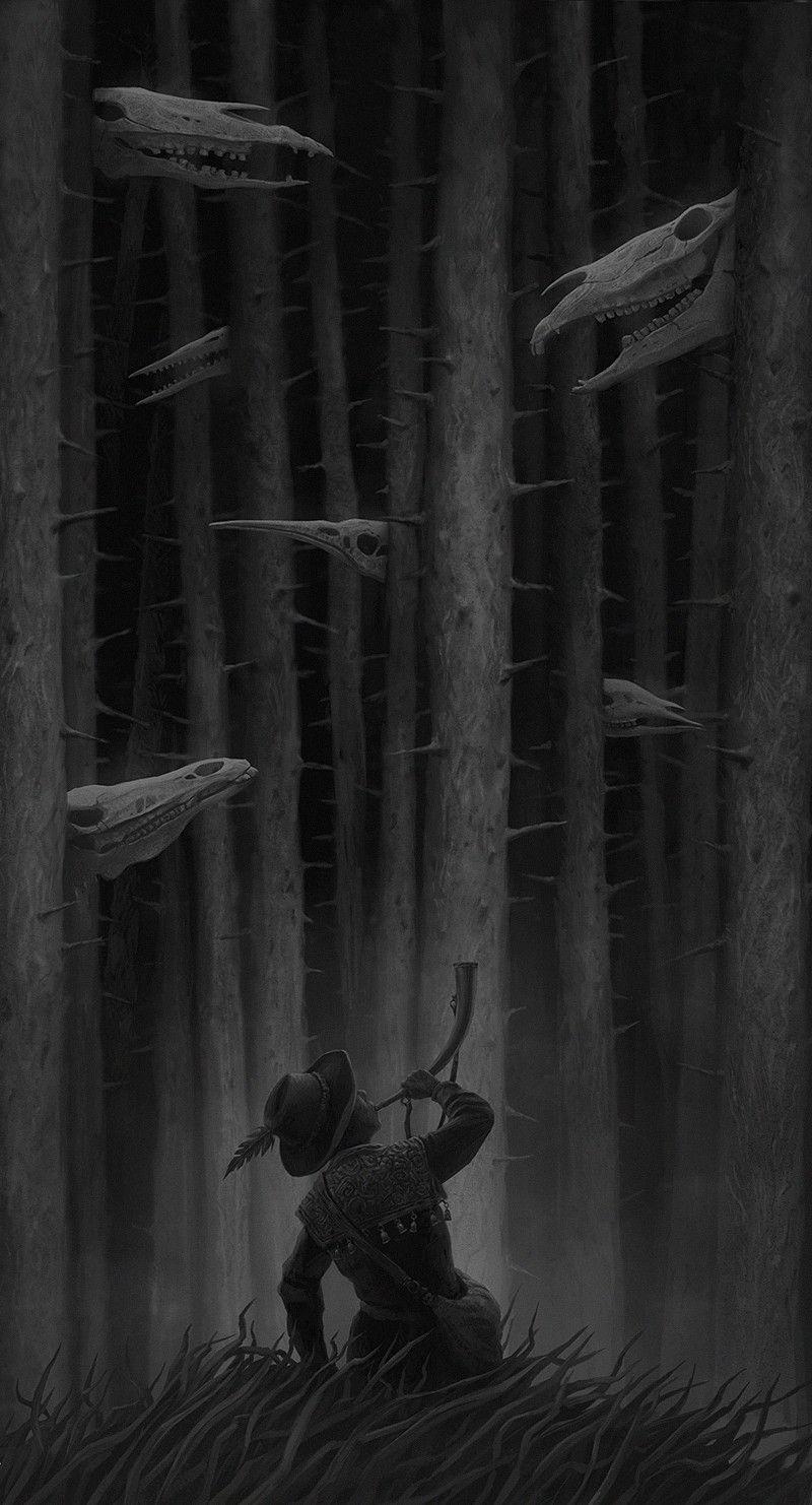 Black Forest, Alexey Egorov