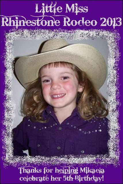 Rhinestone Rodeo, cowgirl Birthday Party Ideas   Photo 1 of 19