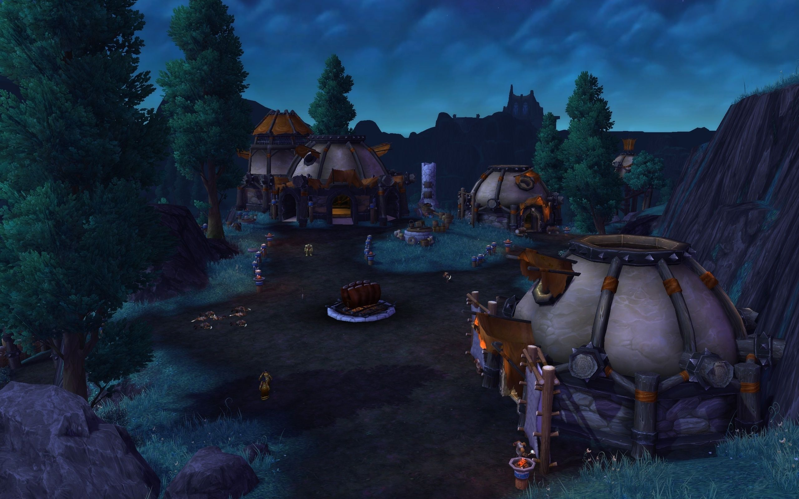 World Of Warcraft Wow Classic Wallpapers World Of Warcraft Warlords Of Draenor World Of Warcraft Characters