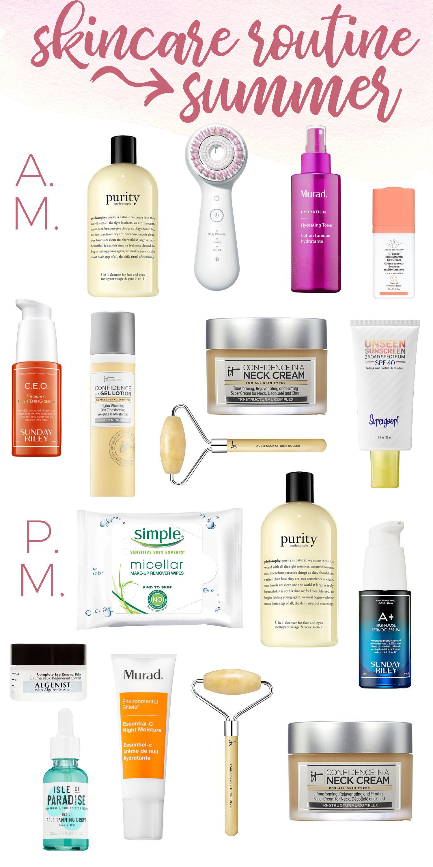 My Summer Skincare Routine Beautiful Makeup Search Summer Skincare Routine Skin Care Routine Summer Skincare