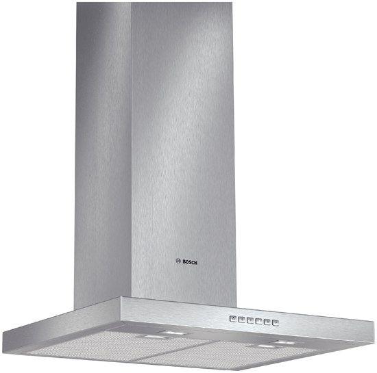 Hota Bosch DWB067A50, Semineu dreapta, 680 m³/h, 60 cm, Inox